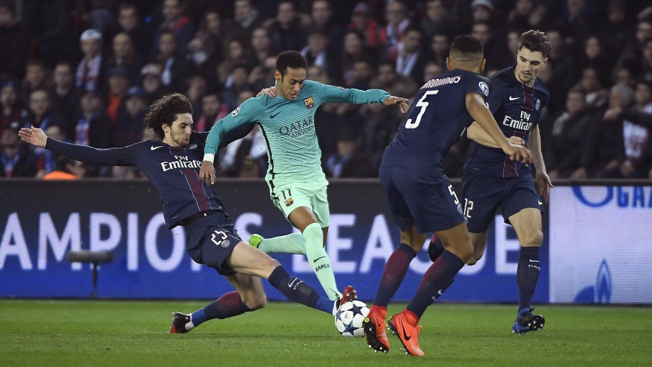 Barcelona vs PSG por la remontada