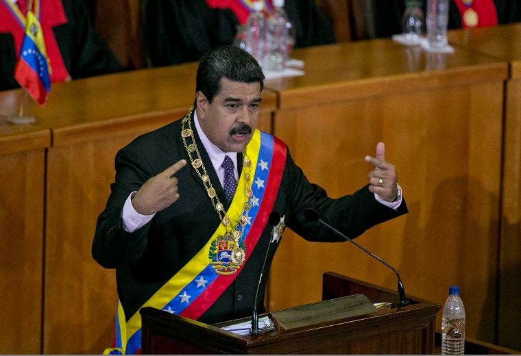 Presidente Maduro clama por medicina a la ONU