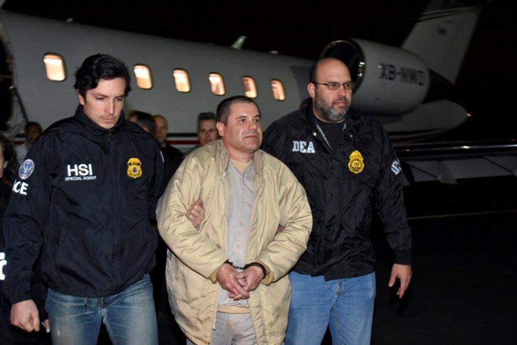 El Chapo Guzmán tiene delirios en la carcel
