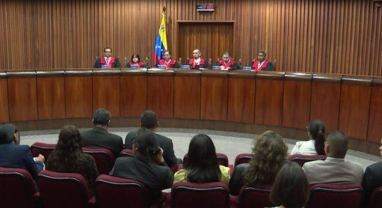 Siguen los conflictos en Venezuela ahora es el Parlamento