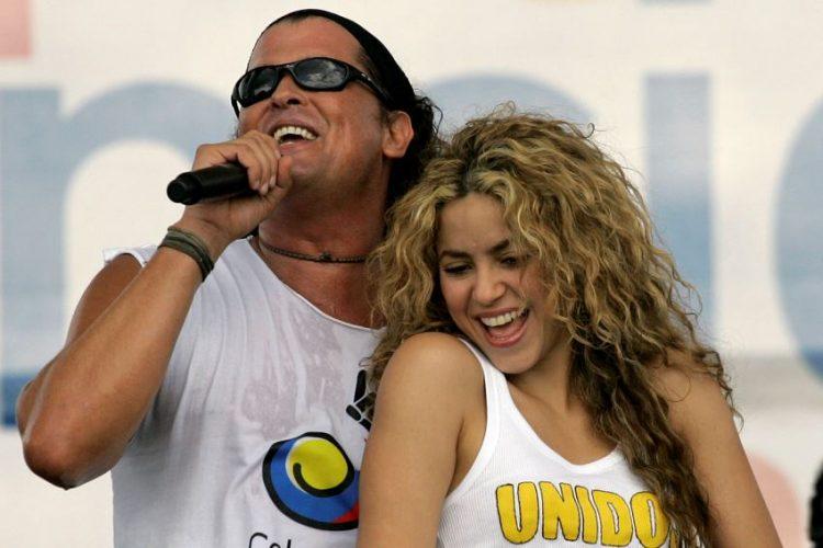 Carlos Vives y Shakira en defensa de La Bicicleta