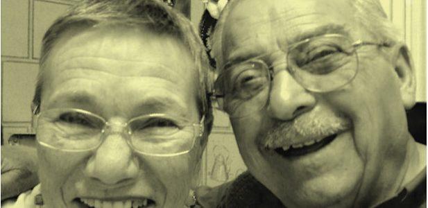 La divertida broma que una abuela le hace a su esposo