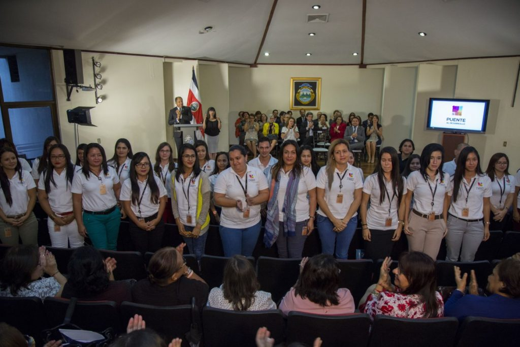 Programa Puente al desarrollo suma nuevos gestores en atención a la extrema pobreza