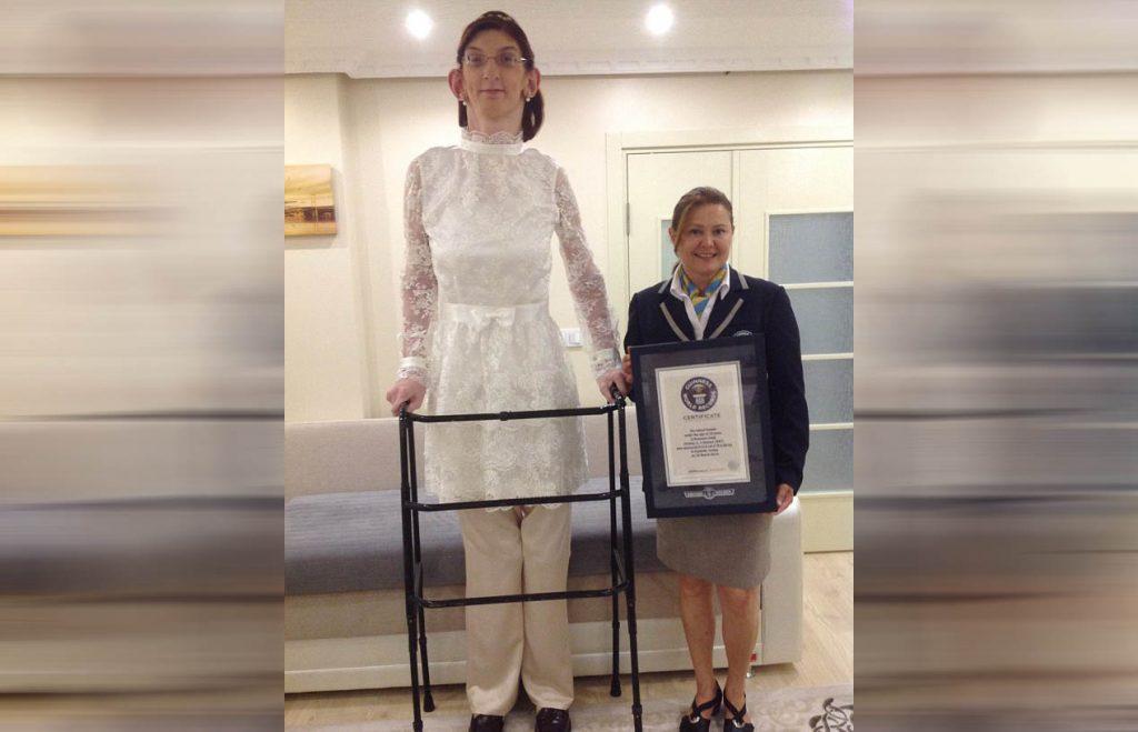 Esta es la mujer que tuvo el Guinness Record a la más alta del planeta