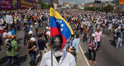 Ya van 39 muertos en Venezuela por protestas