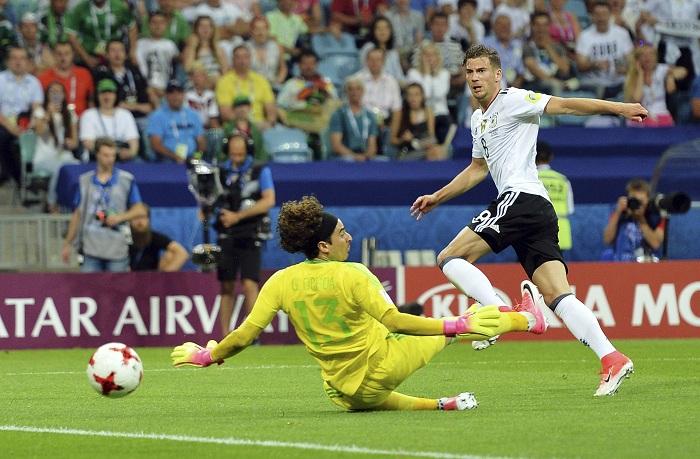 Alemania golea a México 4×1 y está en la final de la Copa Confederaciones