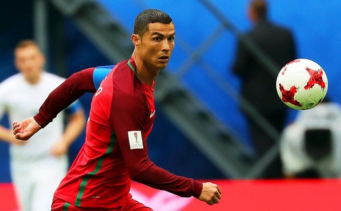 Christiano Ronaldo, Capitán de Portugal no disputará partido por tercer lugar de la Copa Confederaciones