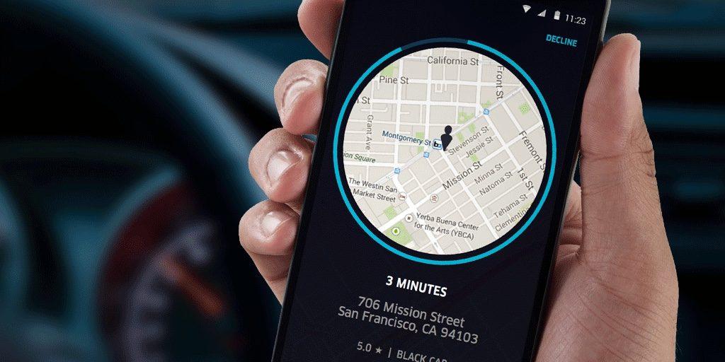 Eres Usuario de Uber?