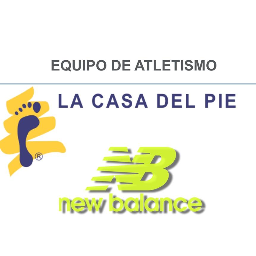 Team La casa del pie-New Balance, fin de semana cargado de éxitos en el Atletismo
