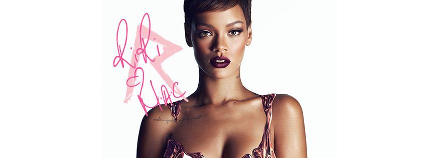 El sensual vestido de Rihanna que deja sin respiración a su ex novio Chris Brown