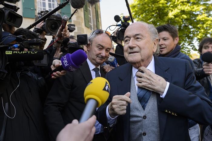 «Me siento traicionado» …. Joseph Blatter