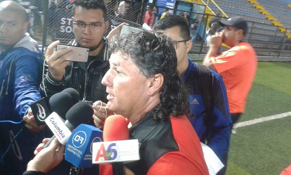 Mauricio Montero….. «venimos trabajando bien»