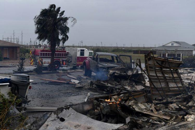 Presidente Trump declara emergencia en Lousiana por Harvey