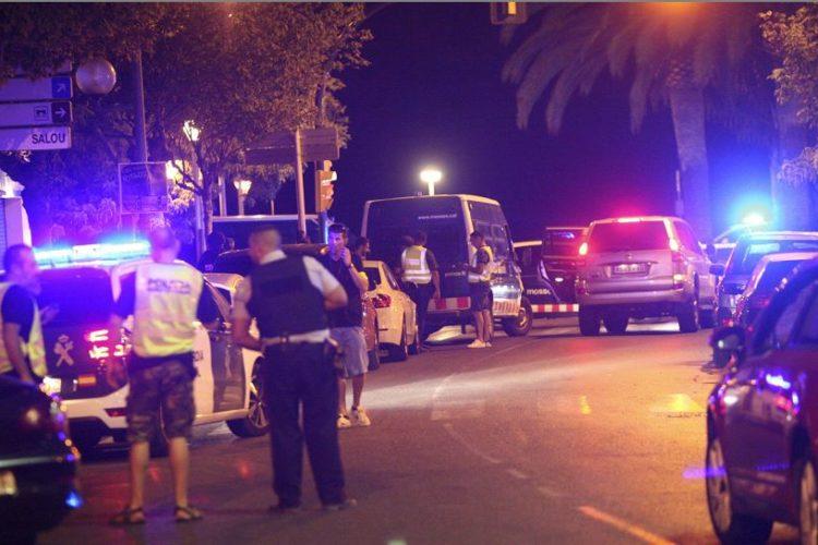 4 muertos a manos de la policia tras segundo atentado en España
