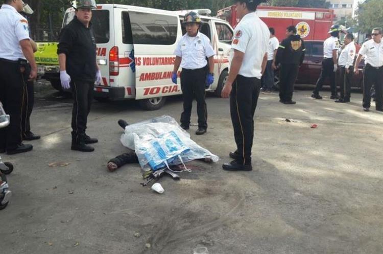 Al menos cuatro muertos y siete heridos en tiroteo en hospital en Guatemala