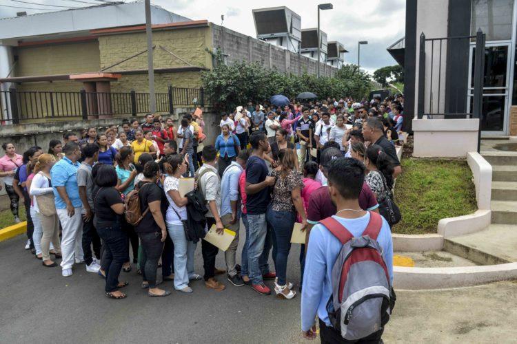 El lado feo y verdadero del 96 % del empleo en Nicaragua
