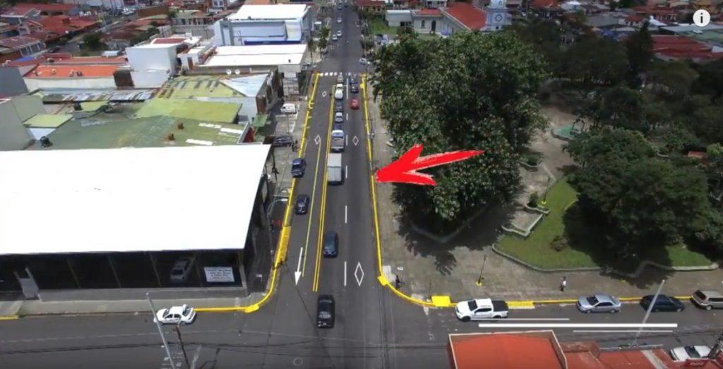 Estos serán los nuevos cambios en paradas de buses y taxis en Tibás