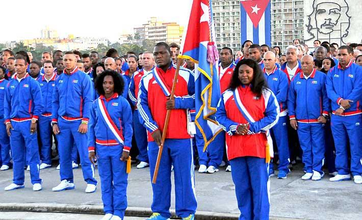 Cuba prevé llevar 350 atletas a Juegos Centroamericanos y del Caribe