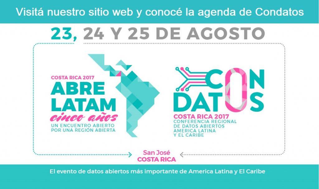 Comunidad latinoamericana de datos abiertos se reunirá en Costa Rica