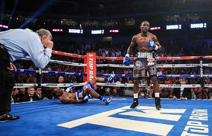 Crawford un campeón que nos trae a la memoria a grandes del boxeo