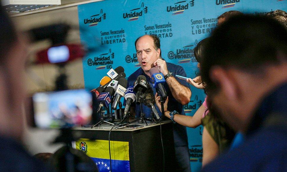Oposición Venezolana alejada del diálogo