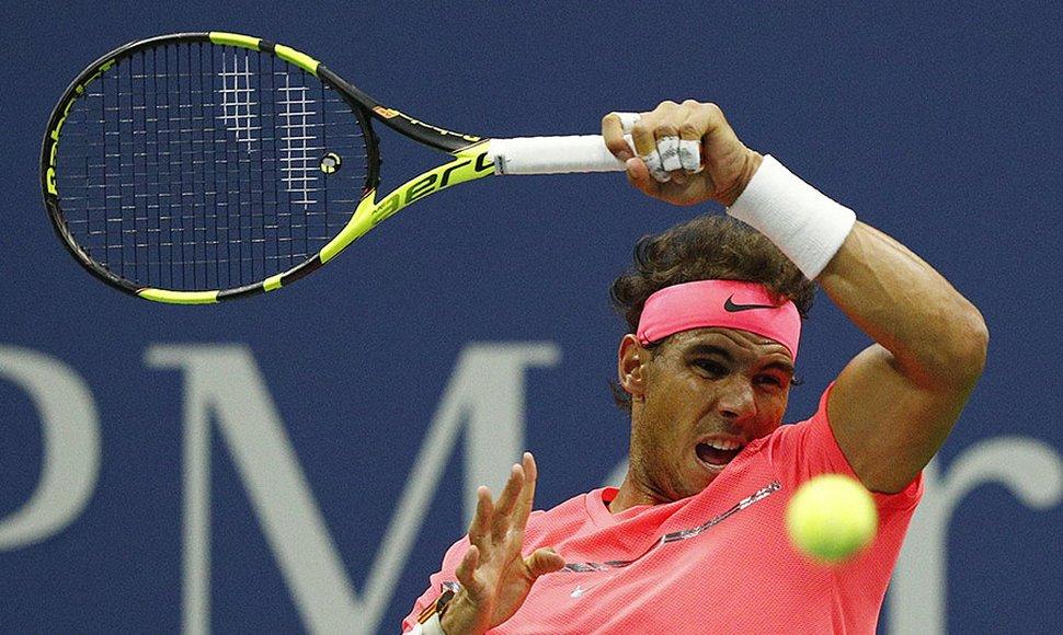 Del Potro, Nadal y Federer en busca de los cuartos del US Open