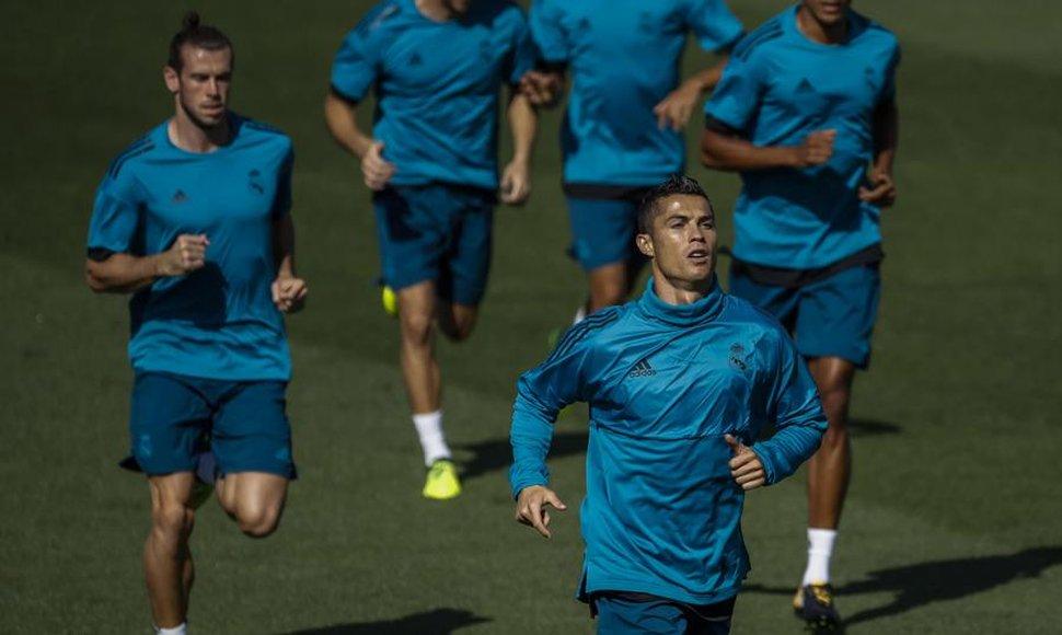 Real Madrid a defender «la orejona»