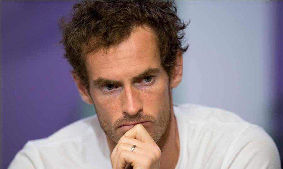 Murray se pierde lo que falta de la temporada por lesión