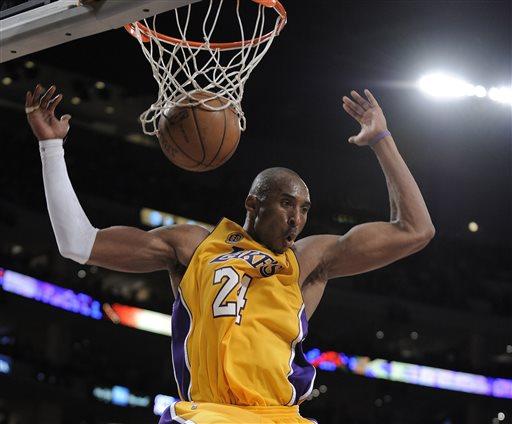 El número de Kobe Bryant será retirado por los Lakers