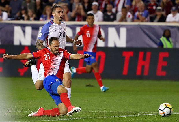 Costa Rica a domicilio le anota dos goles a los sobrinos del tío Sam