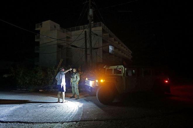 Irma deja 5 muertos en asilo