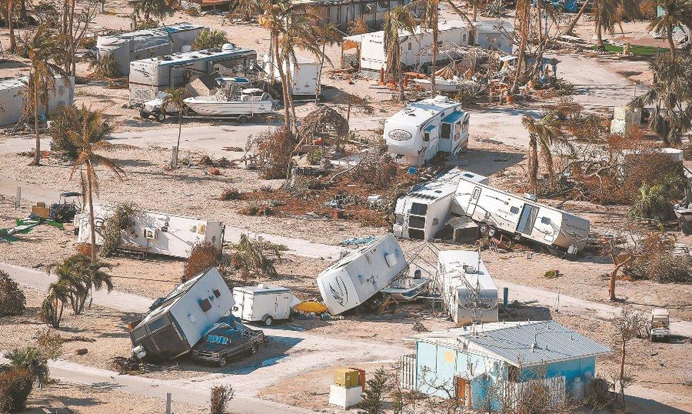 Irma sigue dejando víctimas mortales en la Florida