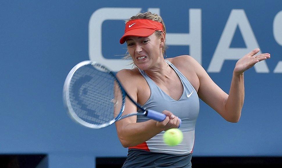 Otro capítulo entre Sharapova y Serena Williams
