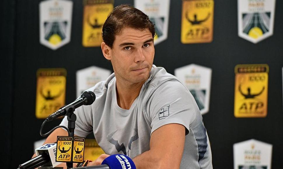 Rafael Nadal podría cerrar 2017 como numero 1 en el tenis mundial