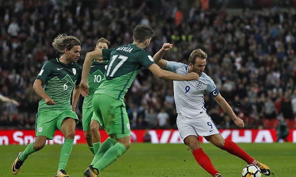 Inglaterra ya está en Rusia