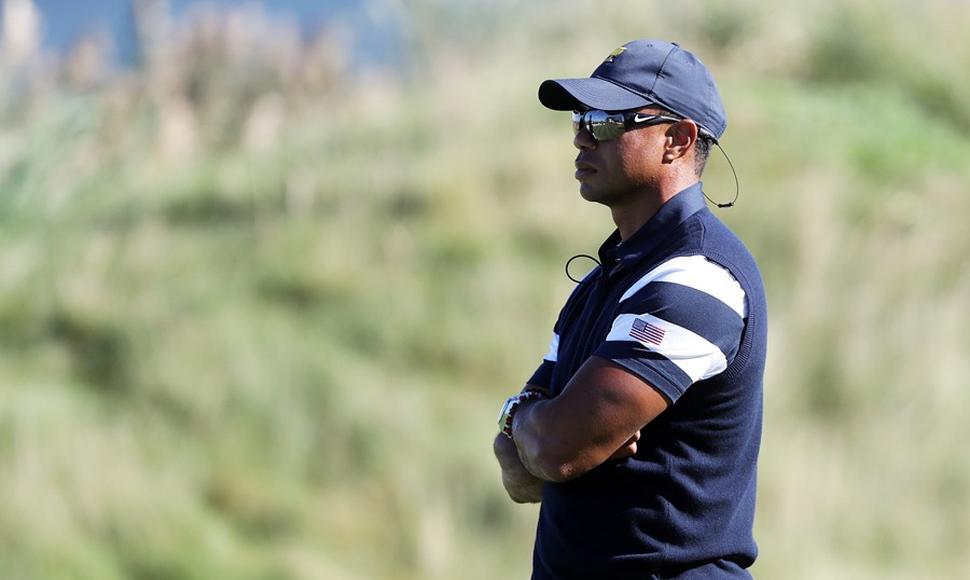 Tiger Woods ya puede entrenar sin restricciones