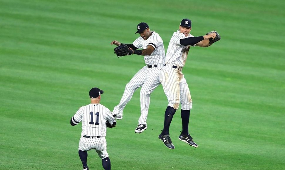 Red Sox vrs Astros y Yankees vrs Indios abren las series divisionales en la Americana