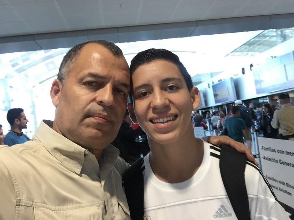 Ricardo Azofeifa, tenimesista Sub 15, jugará en Alemania