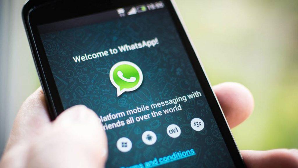 Nuevo fallo de WhatsApp