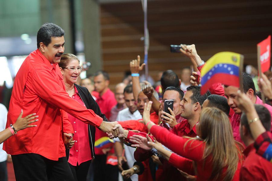 Maduro quiere adelantar las elecciones en Venezuela