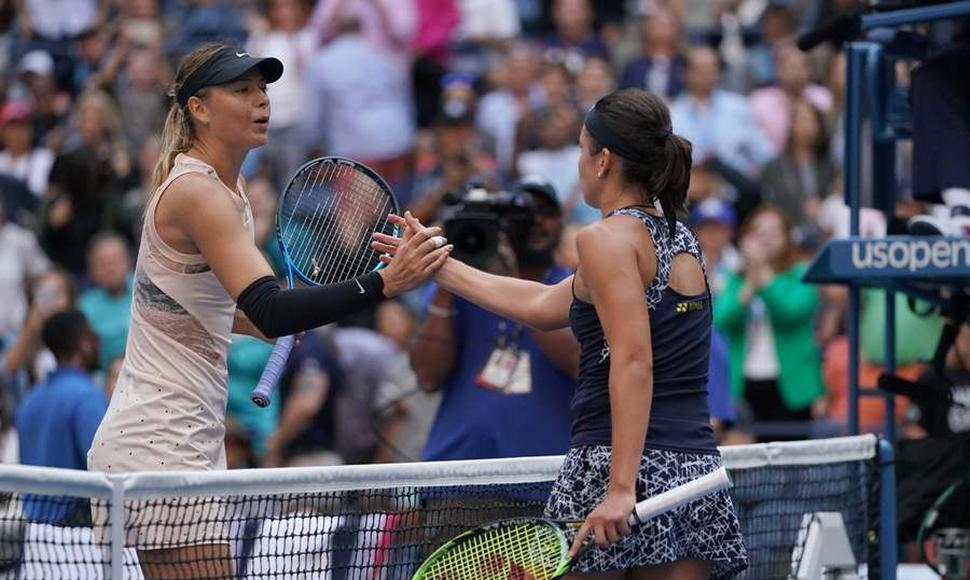 Sharapova es baja en el abierto de Miami