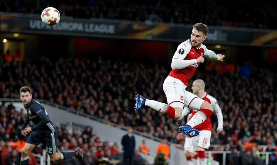 CSKA sucumbe amte Arsenal