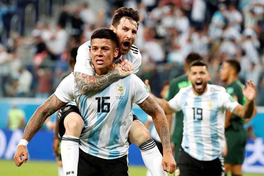 Argentina y Francia con serias incertidumbres en sus jugadores