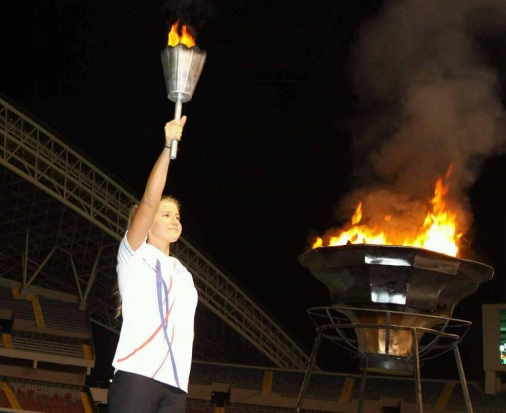 La fiesta de inauguración de los XXXVII Juegos Deportivos Nacionales ICODER 2018