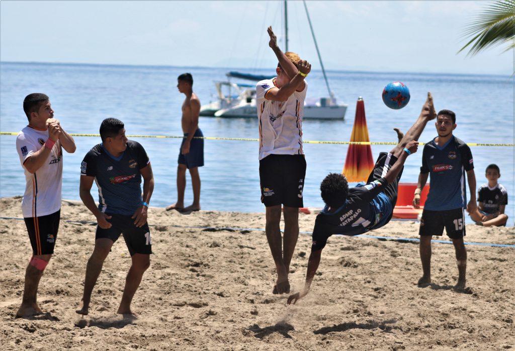 La provincia Guanacasteca por primera vez en la historia tendría campeón del fútbol playa