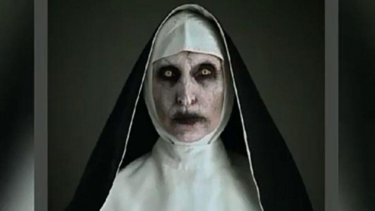 Así luce la actriz de 'La Monja' y deja sorprendido a más de uno