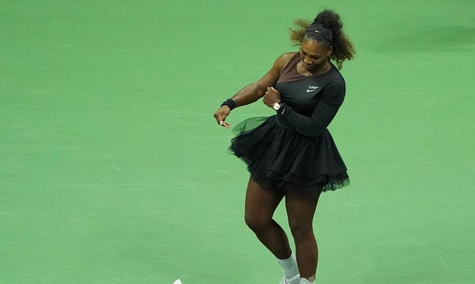 17 mil dólares de multa para Serena Williams por polémica conducta
