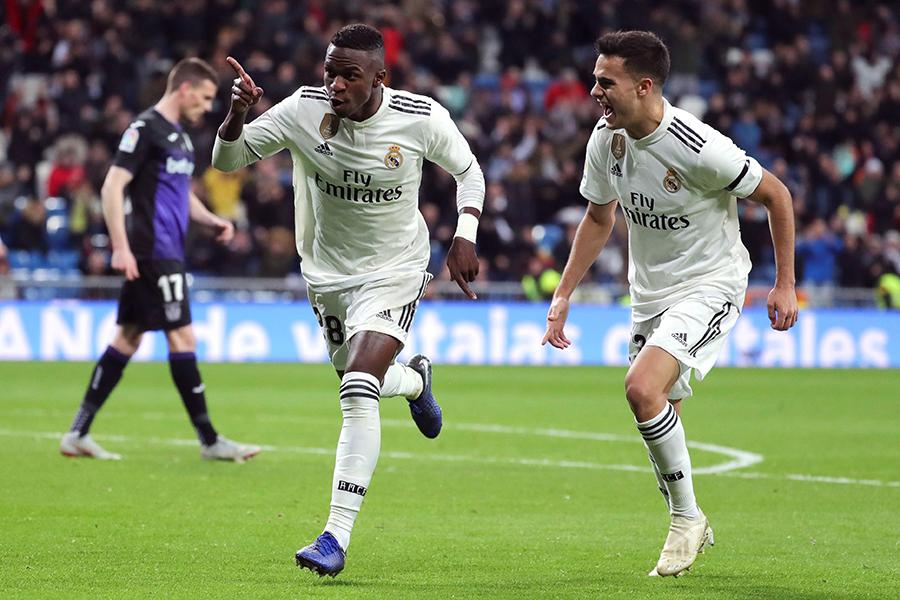 Real Madrid con Keylor Navas en la puerta consiguen la victoria