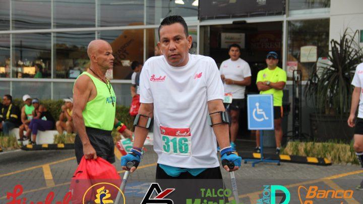 Iván Rodríguez un guerrero de la vida y del asfalto… hoy en Fartlekeando