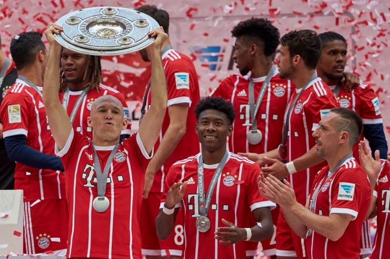 El primer equipo en estar anuente a jugar nuevo mundial de clubes … Bayern Múnich